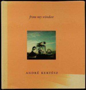 画像1: Andre Kertesz/アンドレ・ケルテス【from my window】直筆サイン