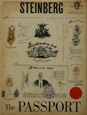画像1: Saul Steinberg/ソウル・スタインバーグ【The Passport】直筆サイン