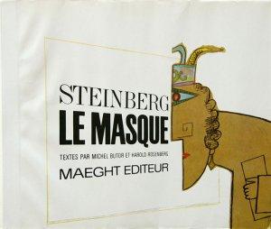 画像1: Saul Steinberg/ソウル・スタインバーグ【Le Masque】