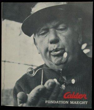 画像1: 再入荷 Alexander Calder/アレクサンダー・カルダー【Calder Fondation Maeght】