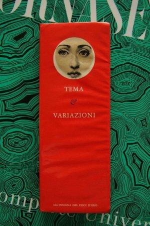 画像1: Piero Fornasetti/ピエロ・フォルナセッティ【TEMA & VARIAZIONI】