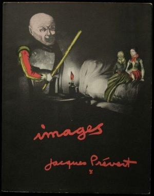 画像1: 再入荷 Jacques Prevert /ジャック・プレヴェール【IMAGES DE JACQUES PREVERT】