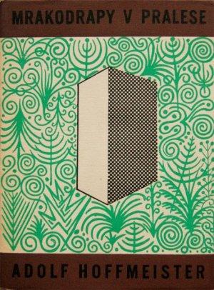 画像1: Adolf Hoffmeister/アドルフ・ホフマイステル【MRAKODRAPY V PRALESE】直筆サイン