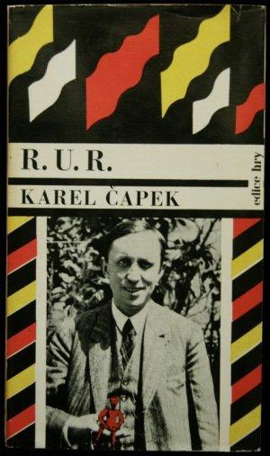 画像1: 再入荷 Karel Capek/カレル・チャペック【R.U.R】ロボット