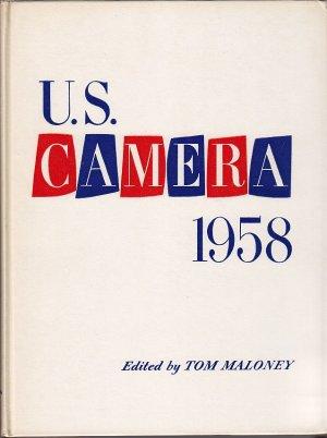 画像1: Robert Frank/ロバート・フランク【U.S. CAMERA 1958】