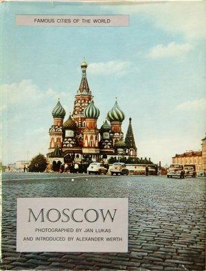 画像1: Jan Lukas/ヤン・ルカス【MOSCOW】FAMOUS CITIES OF THE WORLD