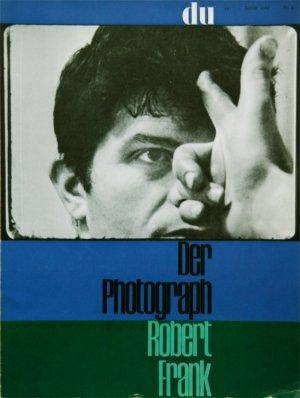 画像1: 再入荷 Robert Frank/ロバート・フランク【du Der Photograph Robert Frank】