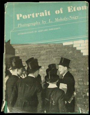 画像1: 再入荷 L. Moholy-Nagy/ラズロ・モホリ=ナジ【Portrait of Eton】