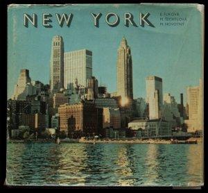 画像1: 再入荷 E. Fukova/M. Sechtlova/M.Novotny【NEW YORK】