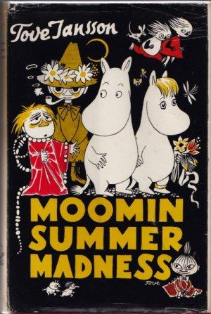 画像1: Tove Jansson/トーベ・ヤンソン【Moomin summer Madness】