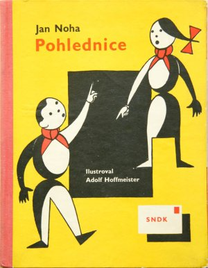画像1: 再入荷 Adolf Hoffmeister/アドルフ・ホフマイステル【Pohlednice】