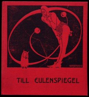 画像1: A. Weisgerber/アルベルト・ヴァイスゲルバー【Till Eulenspiegel】