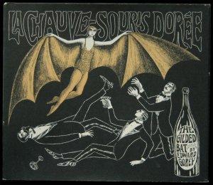 画像1: Edward Gorey/エドワード・ゴーリー【THE GILDED BAT 】
