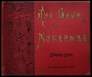 画像1: Edward Lear/エドワード・リア【THE BOOK OF NONSENSE 】